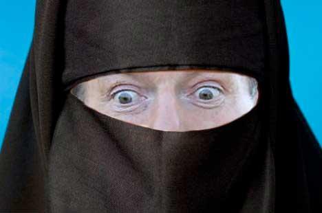 Burka Shennigans